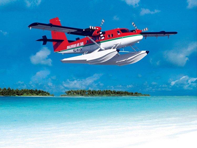 Seaplanetransfer01 750x563 10 มัลดีฟส์ รีสอร์ท ราคาคนไทยแบบ All Inclusive ห้ามพลาดถ้าคิดจะไปเที่ยว Maldives