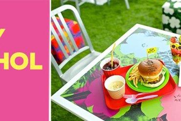 Andy Warhol Café 30 - cafe