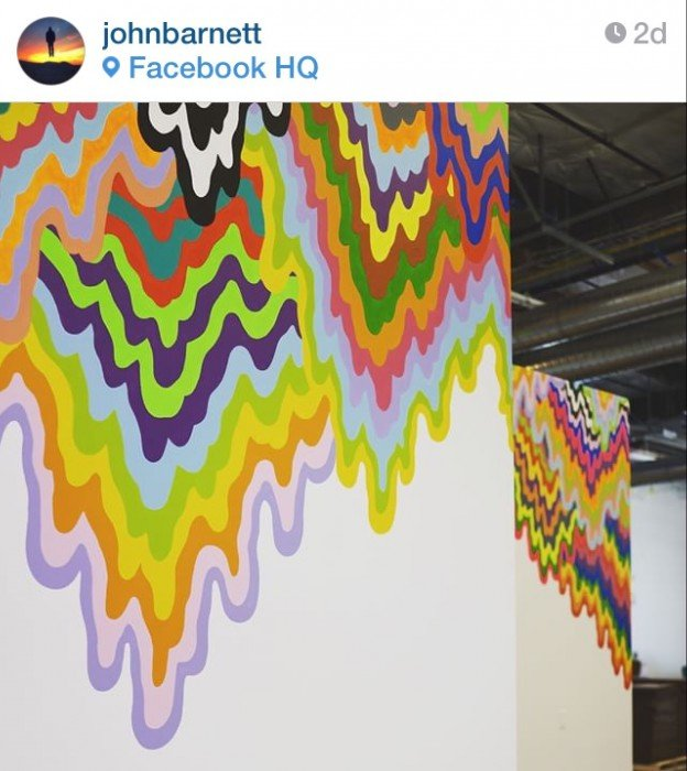 สำนักงานใหญ่ของ Facebook พื้นที่ทำงานเปิดโล่งกว้างที่สุดในโลก 24 - Facebook