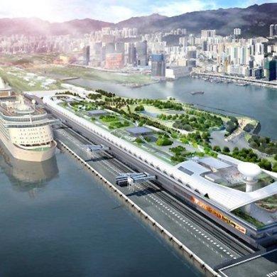 Kai Tak Cruise Terminal เปลี่ยนโฉมสนามบินเก่าให้กลายเป็นท่าเรืออันงดงามบนเกาะฮ่องกง 15 - airport