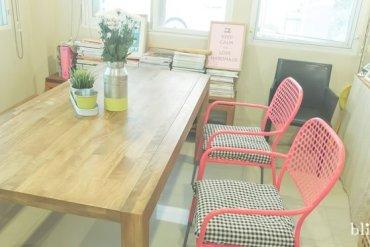 DIY : เปลี่ยนห้องทานข้าวทึมทึบให้สดใส ด้วยการแปลงโฉมเก้าอี้ตัวเก่า 13 - แปลงโฉมห้อง