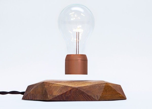 FLYTE หลอดไฟลอยได้!..ใช้พลังงานจากสนามแม่เหล็ก 13 - electromagnetic