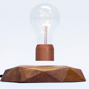 FLYTE หลอดไฟลอยได้!..ใช้พลังงานจากสนามแม่เหล็ก 16 - electromagnetic