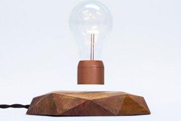 FLYTE หลอดไฟลอยได้!..ใช้พลังงานจากสนามแม่เหล็ก 2 - electromagnetic
