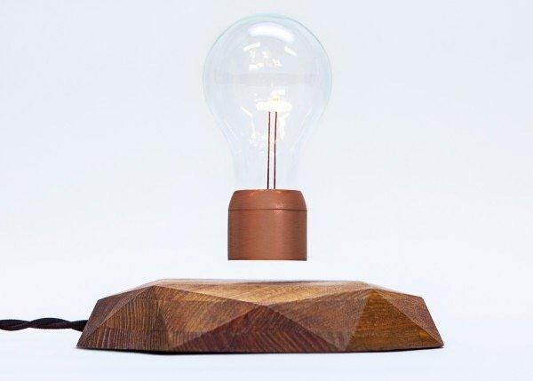 FLYTE หลอดไฟลอยได้!..ใช้พลังงานจากสนามแม่เหล็ก 21 - LED