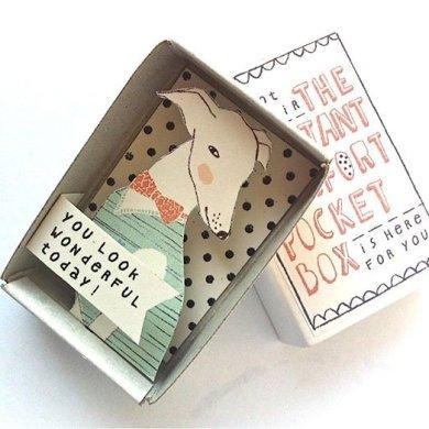 ไอเดียกล่องส่งสารจากใจ ทำจากกล่องไม้ขีดเล็กๆ..มอบความสุขให้ผู้รับ 15 - Art & Design