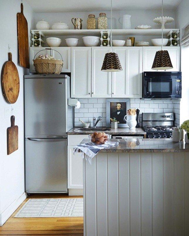 6 ไอเดียตกแต่งครัว ที่จะทำให้ครัวเล็กๆ กว้างขึ้น และยิ่งใหญ่ในบ้าน 23 - idea