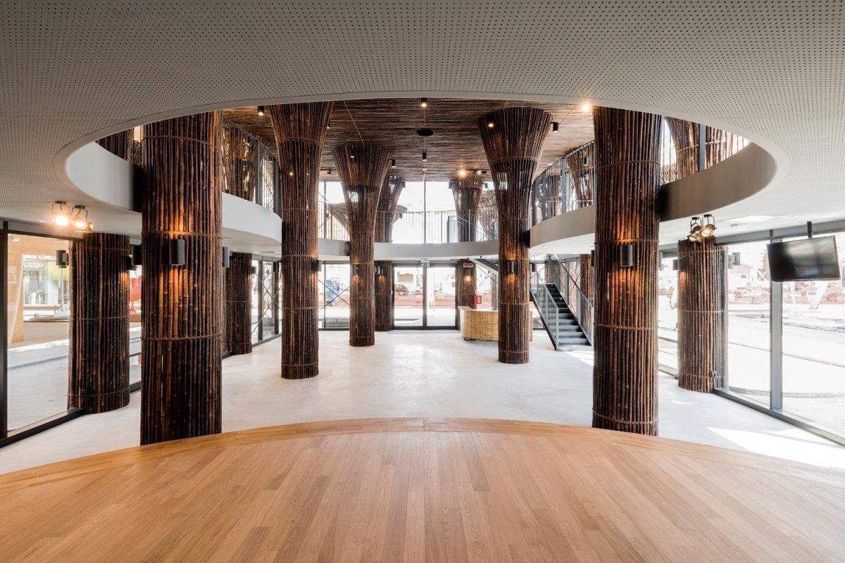 สร้างเมืองให้เหมือนป่า เพิ่มพลังชีวิตให้เมือง Vietnam Pavilion – Milan'15 15 -