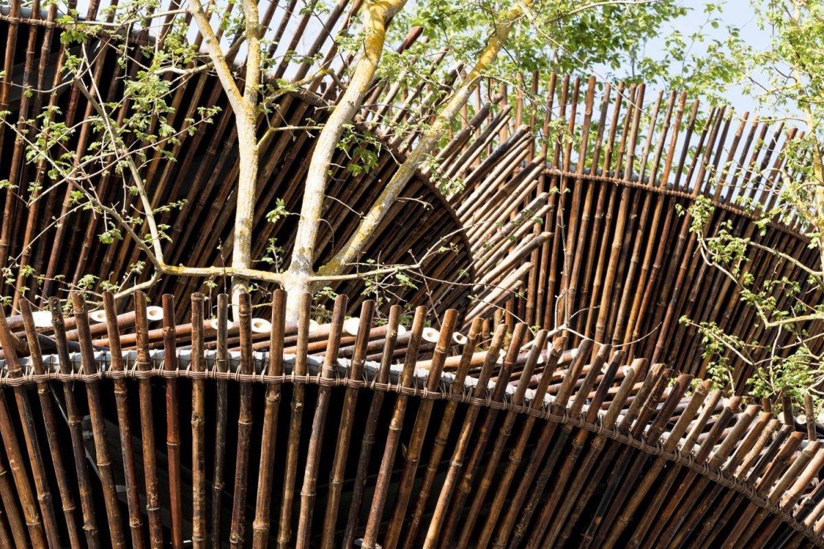 สร้างเมืองให้เหมือนป่า เพิ่มพลังชีวิตให้เมือง Vietnam Pavilion – Milan'15 16 -