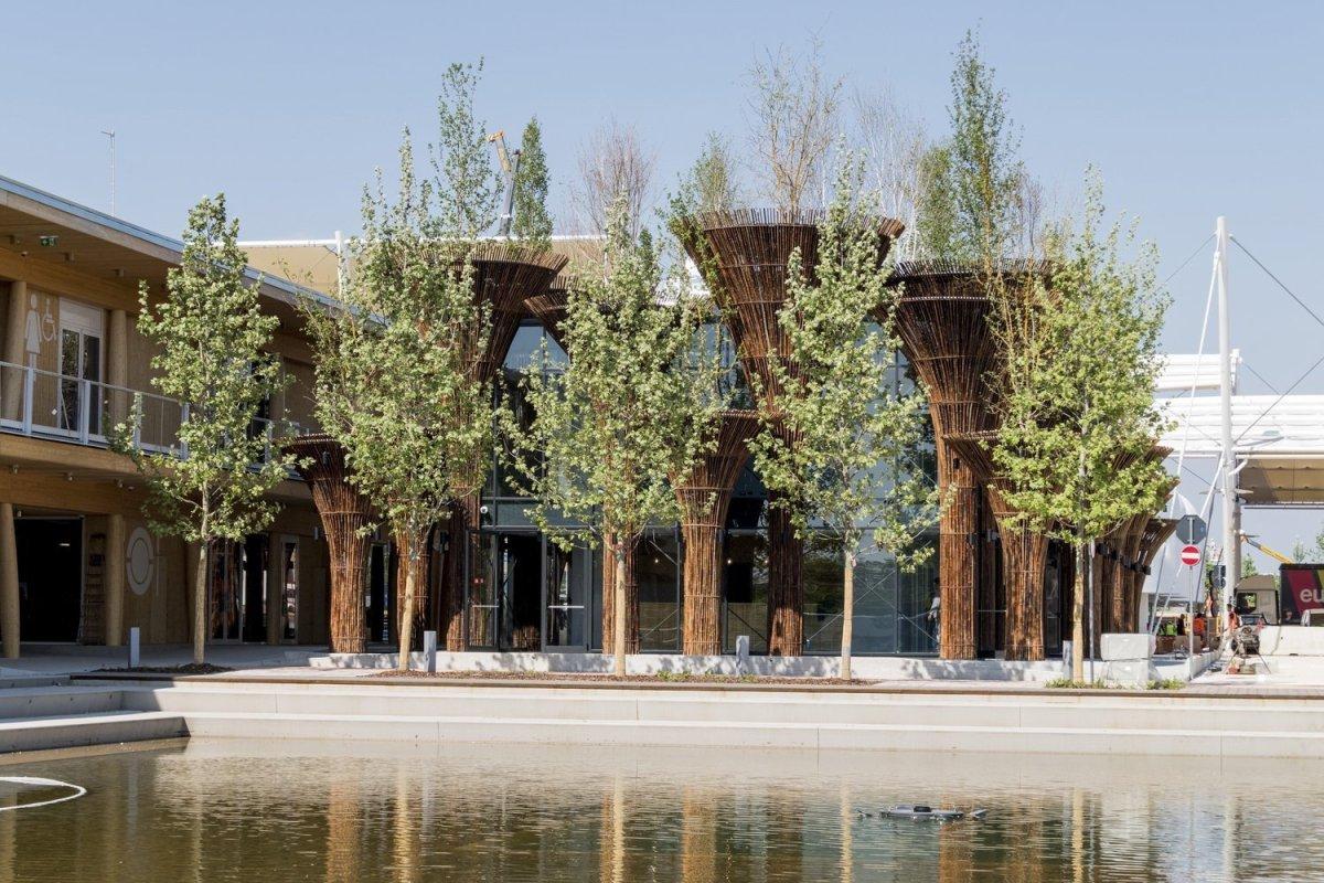 สร้างเมืองให้เหมือนป่า เพิ่มพลังชีวิตให้เมือง Vietnam Pavilion – Milan'15 24 -