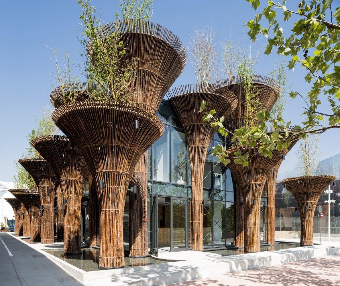 สร้างเมืองให้เหมือนป่า เพิ่มพลังชีวิตให้เมือง Vietnam Pavilion – Milan'15 26 -