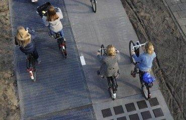 อนาคตเลนจักรยานอยู่ร่วมกับถนน..ใช้ผลิตพลังงาน ศึกษาแล้วคุ้มกว่าที่คาด 24 - Solar Power