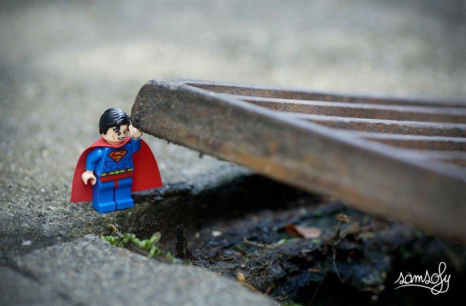 หวนคืนสู่โลกจินตนาการแบบเด็กๆ กับการถ่ายภาพ Lego 14 - Lego