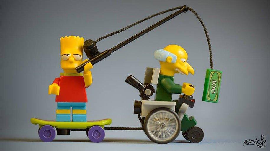 หวนคืนสู่โลกจินตนาการแบบเด็กๆ กับการถ่ายภาพ Lego 33 - Lego