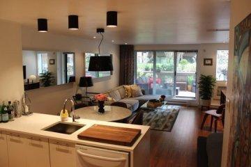 Cozy Small Home..ตกแต่งบ้านเล็กให้ดูใหญ่ และอบอุ่น สำหรับคนชอบรับแขก 8 - Apartment
