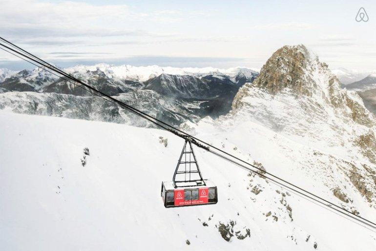 French Alps Ski Resort กระเช้าลอยฟ้ารีสอร์ท 13 - French