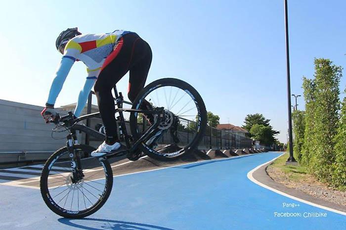 11145116 930898970275492 2258373748475451764 n พื้นที่สำหรับนักปั่นจักรยานที่สนุก ผจญภัยและปลอดภัย Peppermint Bike Community