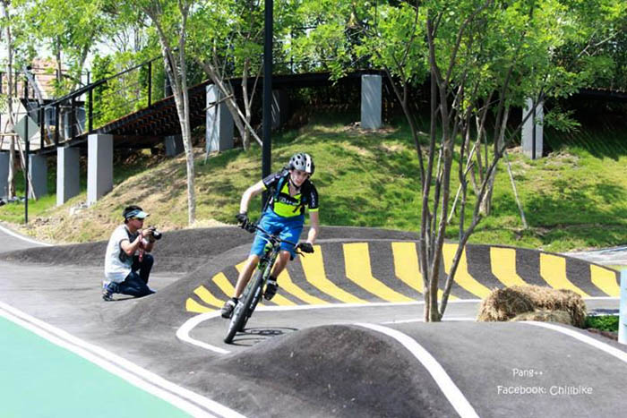 11150540 930909650274424 6247509038870948775 n พื้นที่สำหรับนักปั่นจักรยานที่สนุก ผจญภัยและปลอดภัย Peppermint Bike Community