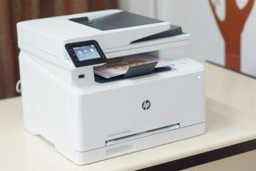 WIFI Laser Printer คุณภาพโรงพิมพ์ ราคา และความคล่องตัว ระดับ SME 14 - all in one