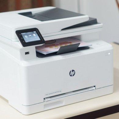 WIFI Laser Printer คุณภาพโรงพิมพ์ ราคา และความคล่องตัว ระดับ SME 15 - all in one
