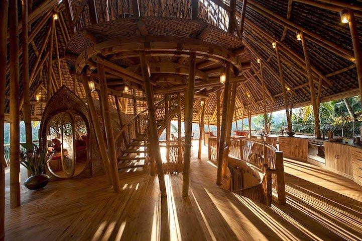 แนวคิดส่งเสริมบ้านไม้ไผ่ที่บาหลี.. ยั่งยืน สวยงาม และทนทานต่อแผ่นดินไหว 19 - bali