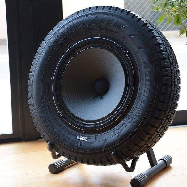 ไอเดีย reuse ยางรถยนต์เก่า ให้ได้ประโยชน์ใหม่ๆ..มากมาย 20 - old tire