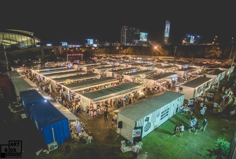 "ARTBOX Bangkokตลาดนัดรูปแบบใหม่ ""Exhibition Market"" @ Airport Link มักกะสัน 19 - 100 Share+"