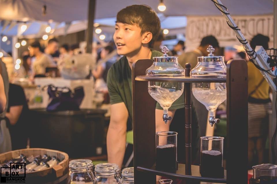 "ARTBOX Bangkokตลาดนัดรูปแบบใหม่ ""Exhibition Market"" @ Airport Link มักกะสัน 35 - 100 Share+"
