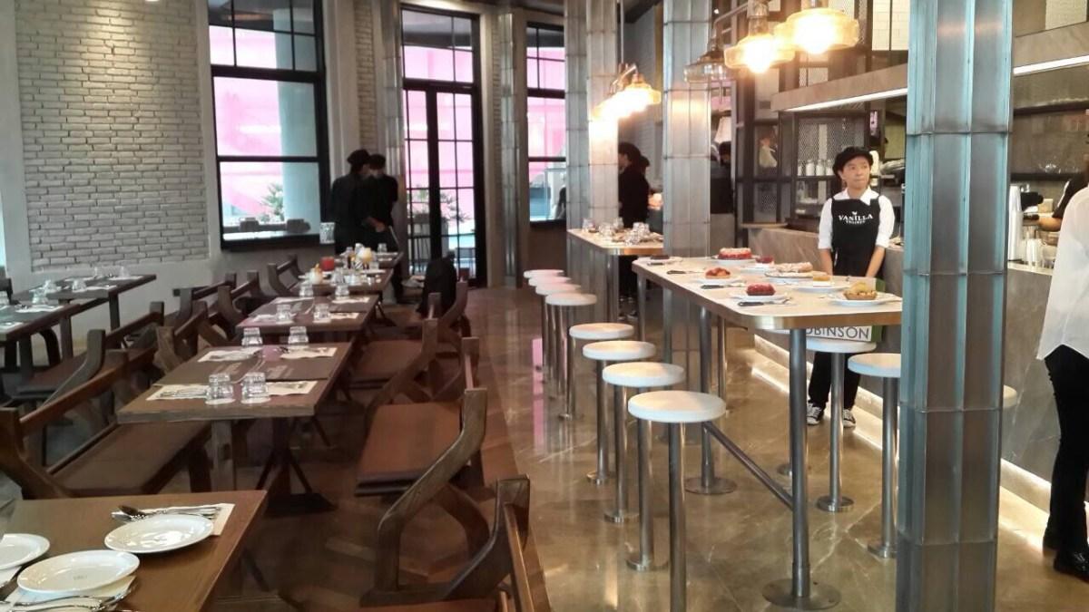 รสชาติของความสุขไม่รู้จบ ที่ Vanilla Cafeteria เปิดใหม่ @EmQuartier 16 - ร้านอาหาร