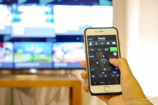 sony android tv review thai 10 750x500 รีวิว Sony Android TV : ทีวีสุดไฮเทคใส่สมองจาก Google ใส่หัวใจโดย Sony