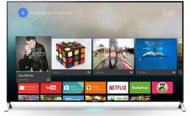 sony android tv1 650x397 รีวิว Sony Android TV : ทีวีสุดไฮเทคใส่สมองจาก Google ใส่หัวใจโดย Sony