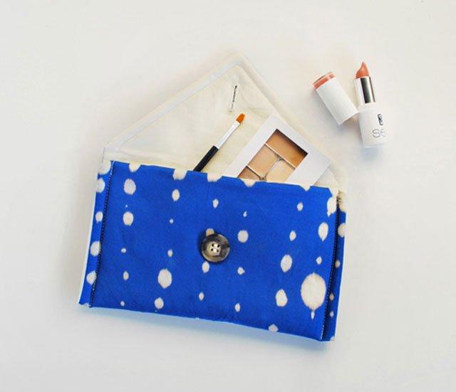 DIY กระเป๋าถือสุดน่ารัก วาดลายด้วยน้ำยาฟอกขาว 13 - bag