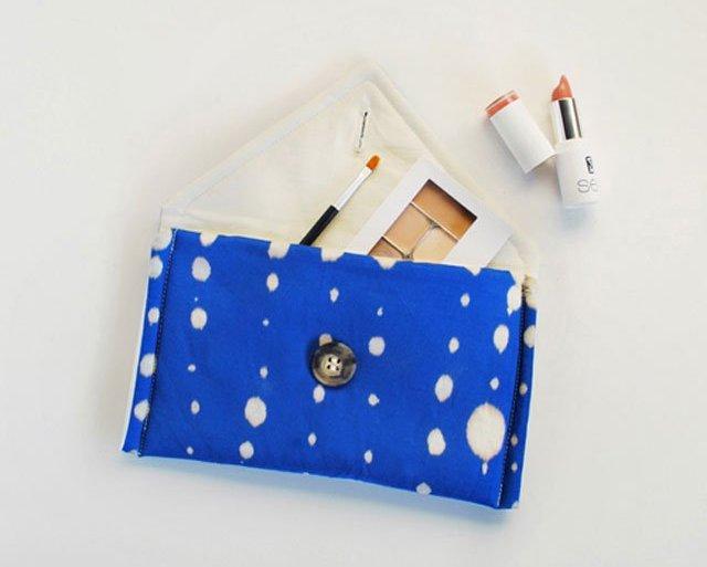DIY กระเป๋าถือสุดน่ารัก วาดลายด้วยน้ำยาฟอกขาว 13 - bleach