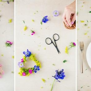 DIY : กำไลดอกไม้ 16 - Accessory