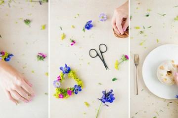 DIY : กำไลดอกไม้ 6 - Accessory