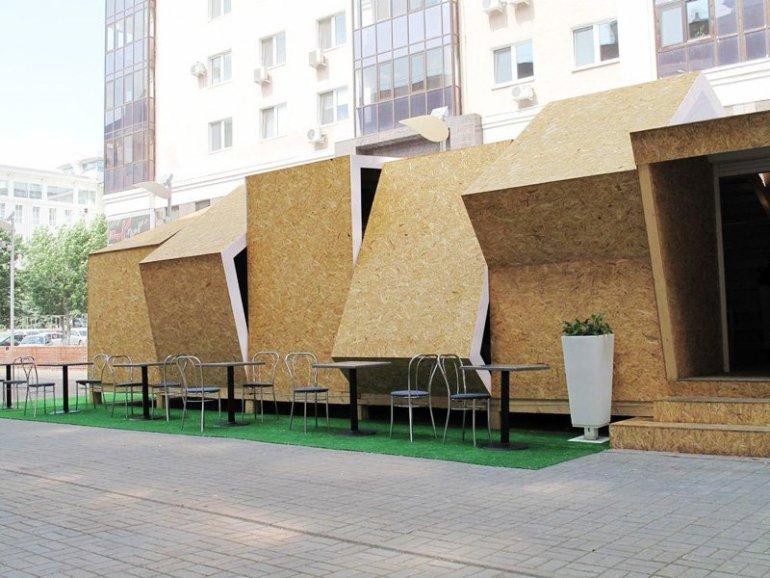 Summer Cafe คาเฟ่ชั่วคราวในฤดูร้อน ที่ประเทศรัสเซีย 13 - Architecture