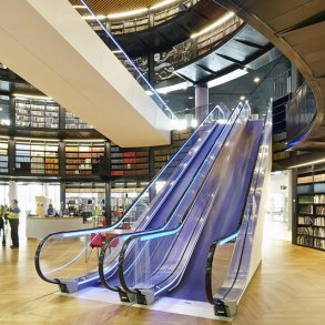 Library of Birmingham ห้องสมุดที่ใหญ่ที่สุดในยุโรป 53 - Birmingham