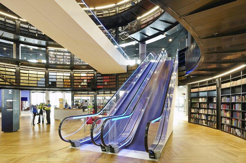 IMG 6548 2 1 Library of Birmingham ห้องสมุดที่ใหญ่ที่สุดในยุโรป