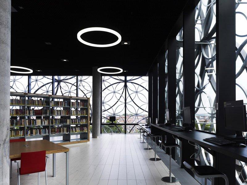 LibraryofBirminghamFacade6photocreditChristianRichters Library of Birmingham ห้องสมุดที่ใหญ่ที่สุดในยุโรป