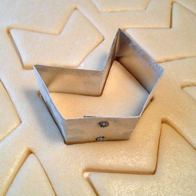 DIY: ทำแม่พิมพ์ตัดคุกกี้ด้วยตัวเอง 13 - Cookie cutter
