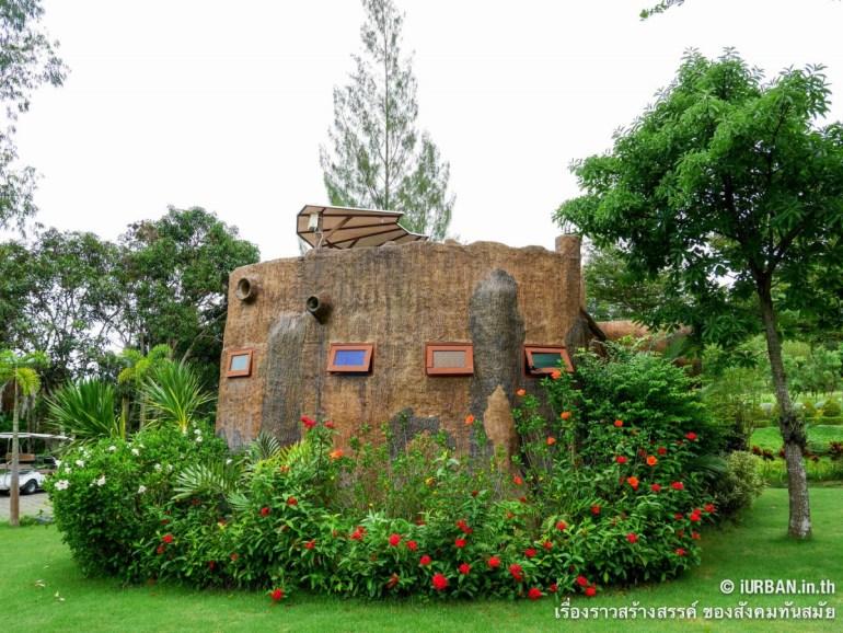 ชีวิตในโพรงไม้ ติดเขา บ้านขอนไม้ @Theerama Cottage สวนผึ้งรีสอร์ท 22 - 100 Share+
