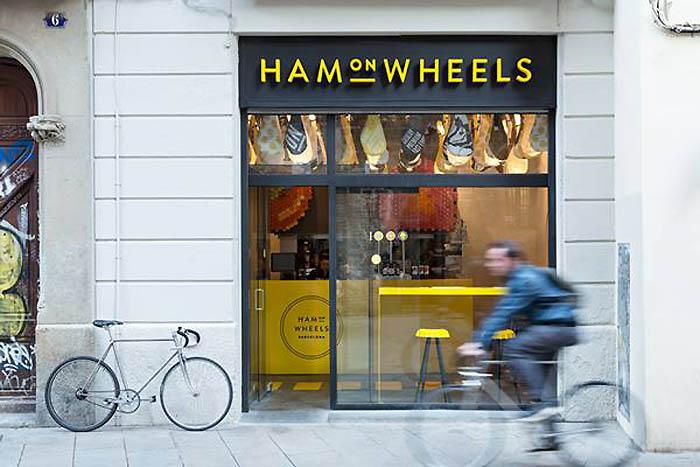 11054444 395377657300971 8734471296677738750 n Ham On Wheels Restaurant ร้านฟาสต์ฟู้ดสำหรับเหล่านักปั่น