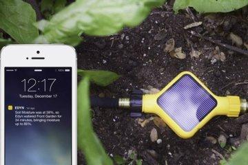 เครื่องมือเอาใจคนรักสวน Edyn Smart Garden ให้แสงและน้ำผ่าน Smartphone 4 - application