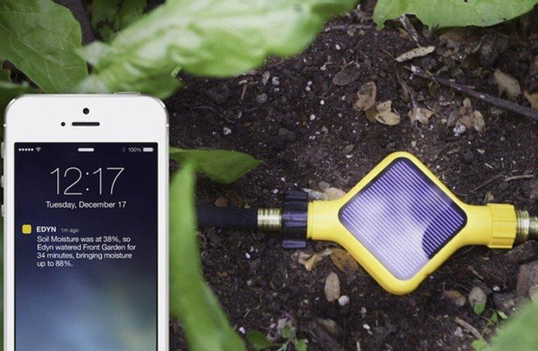 เครื่องมือเอาใจคนรักสวน Edyn Smart Garden ให้แสงและน้ำผ่าน Smartphone 25 - smartphone