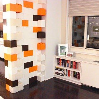 Lego ยักษ์...สร้างสรรค์เฟอร์นิเจอร์ได้ไม่จำกัด 16 - Art & Design