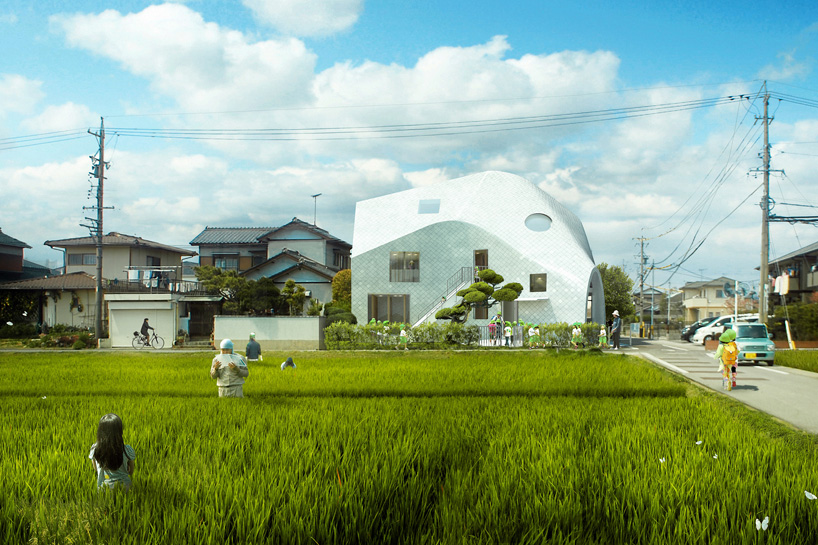 MAD-architects-ma-yansong-clover-house-aichi-japan-designboom-01