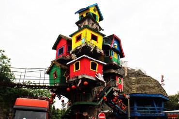 """""""The Most Amazing Tree House"""" บ้านต้นไม้แรงบันดาลใจจากภูมิปัญญาชนเผ่าพื้นถิ่น 14 - China"""