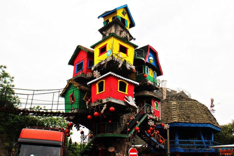 """""""The Most Amazing Tree House"""" บ้านต้นไม้แรงบันดาลใจจากภูมิปัญญาชนเผ่าพื้นถิ่น 25 - Architecture"""