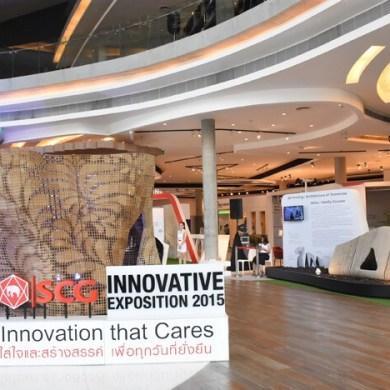 พบกับเทรนใหม่ๆของการสร้างที่อยู่อาศัย ในงาน SCG Innovative Exposition 2015 17 - SCG (เอสซีจี)