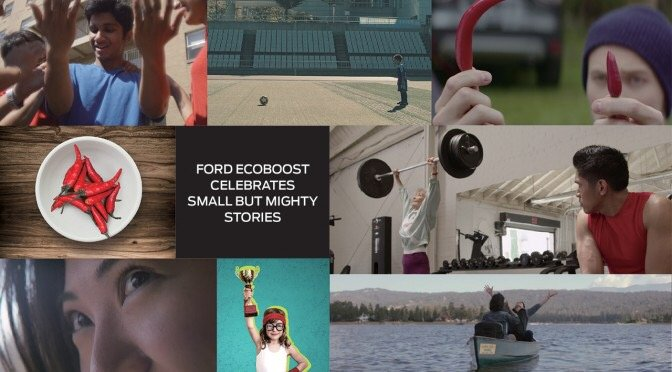 "Sponsored Post/Video: ฟอร์ด ออกแคมเปญใหม่ หนังสั้น 5เรื่อง ตอกย้ำ จุดยืน ""เล็กแต่ทรงพลัง"" 13 - advertising"